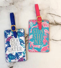 Simply Southern ~ Luggage Tags