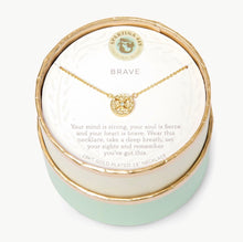 Spartina ~ Brave Necklace