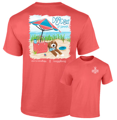 Southernology ~ Dog days of summer tee