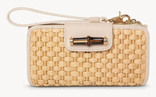 Spartina ~ Bamboo Moon Wallet Oat