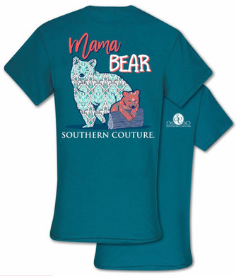 Southern couture ~ Mama bear