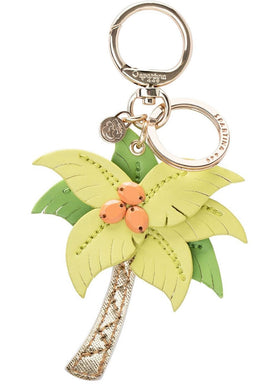 Spartina ~ Bag Charm Palm Tree