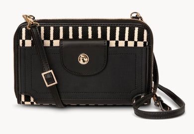 Spartina ~ Multi Phone Crossbody West Bluff