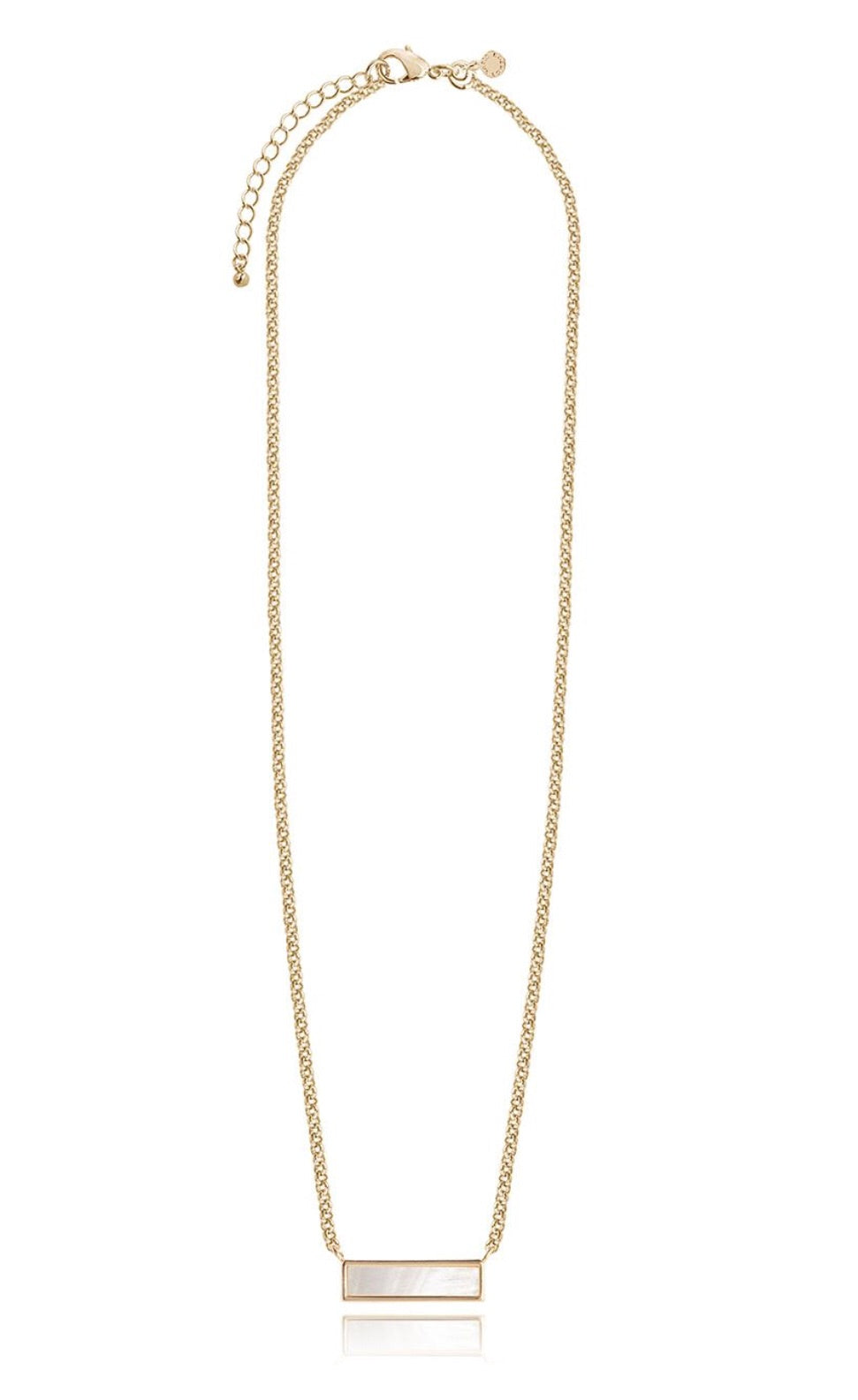 Katie Loxton ~ Shona Shell Bar Necklace