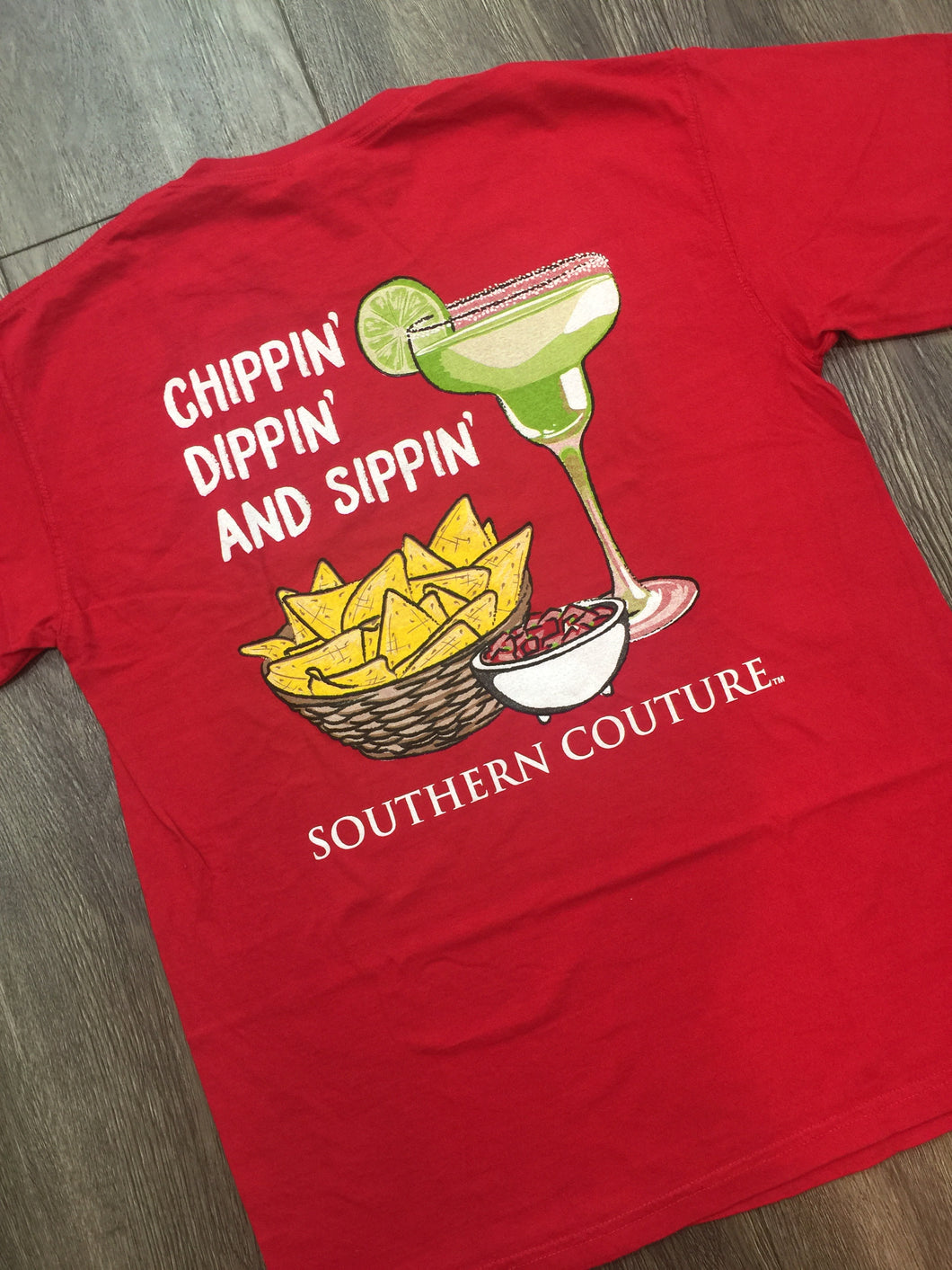 Southern Couture ~ Chippin Dippin and Sippin