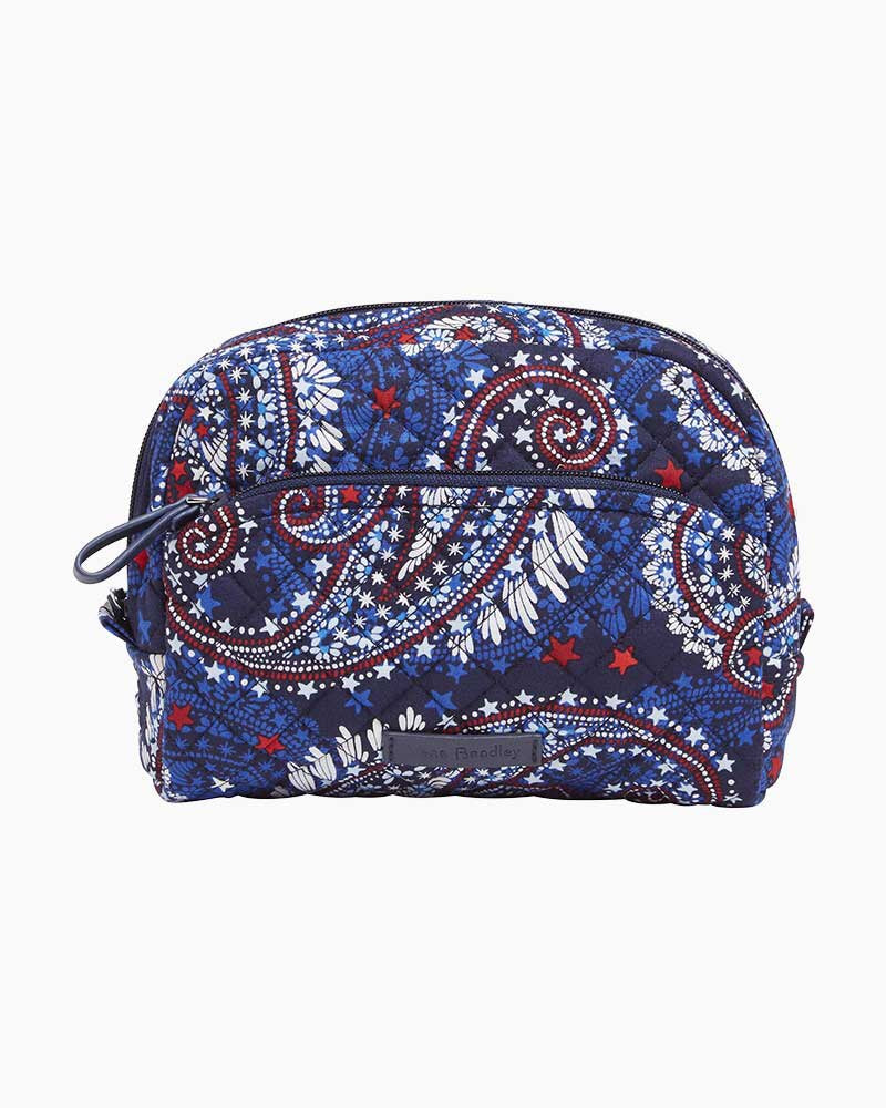 Vera Bradley ~ Iconic Medium Cosmetic