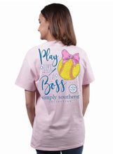 Simply Southern ~ Play like a softball boss