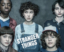 Stranger Things ~ #friendsdontlie
