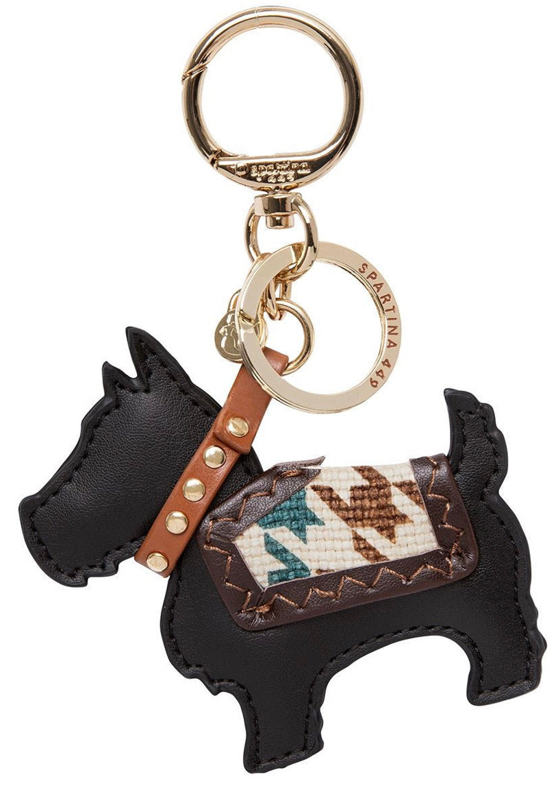 Spartina ~ SCOTTY DOG BAG CHARM