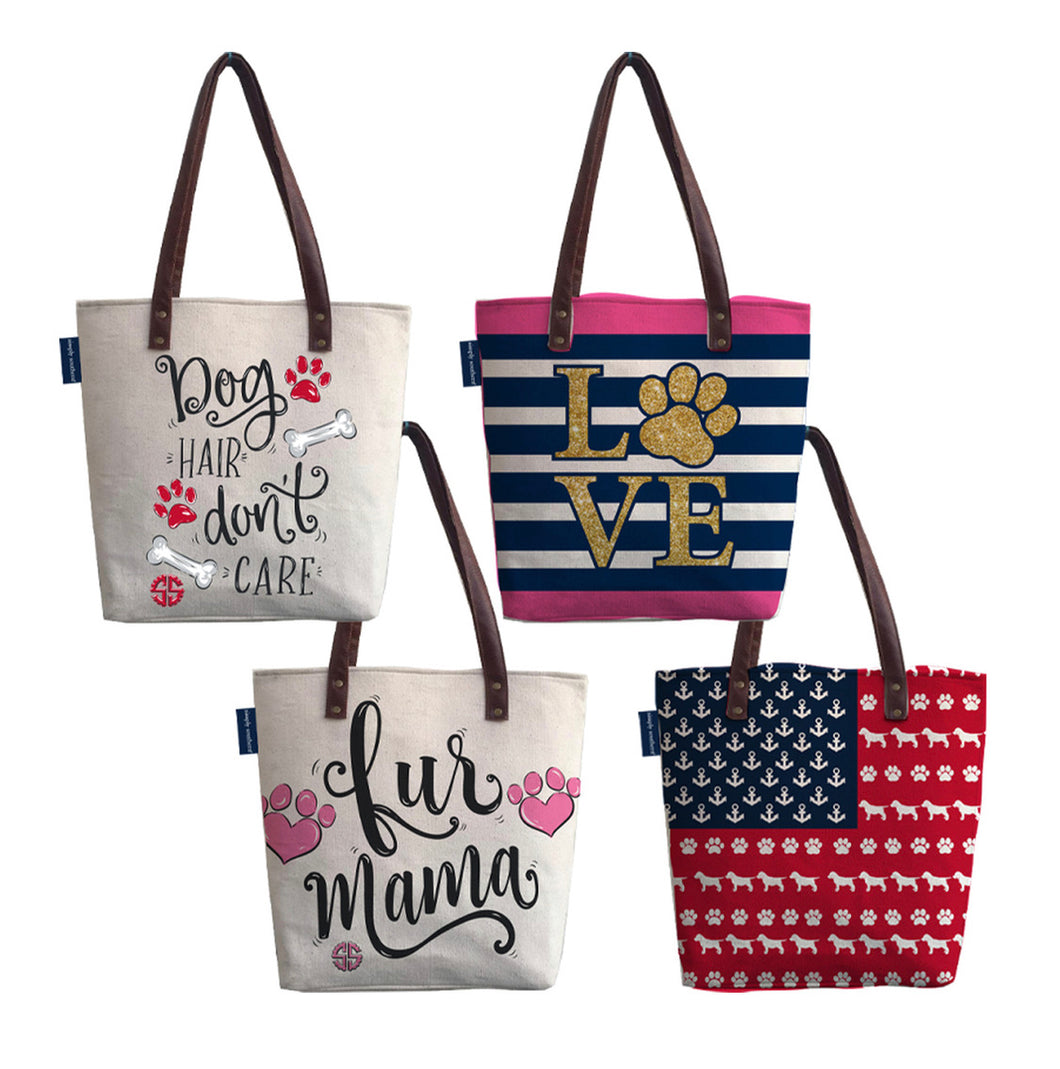 Simply Southern ~ Canvas Tote Bags