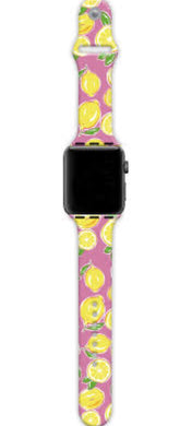 Apple Watch Band ~ Lemon