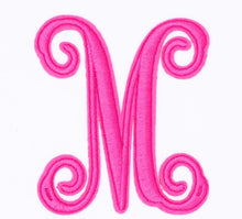 Simply Southern Iron-On Letter ~ Pink
