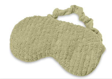 Warmies ~ Spa Green Warmies Eye Mask