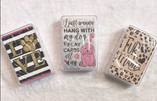 Simply Southern ~ Paws Playing Cards
