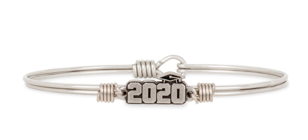 Luca + Danni ~ Class of 2020 Bangle Bracelet