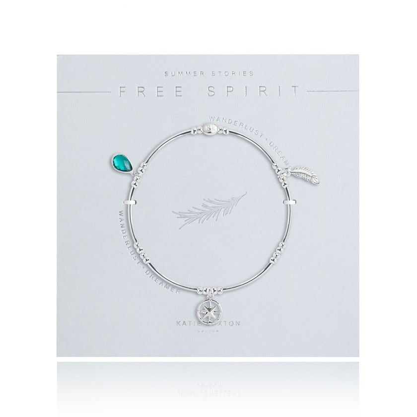 Katie Loxton ~ Summer Stories Free Spirit Bracelet