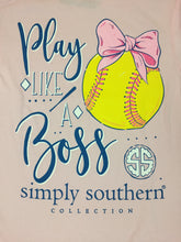 Simply Southern ~ Play like a Boss Softball