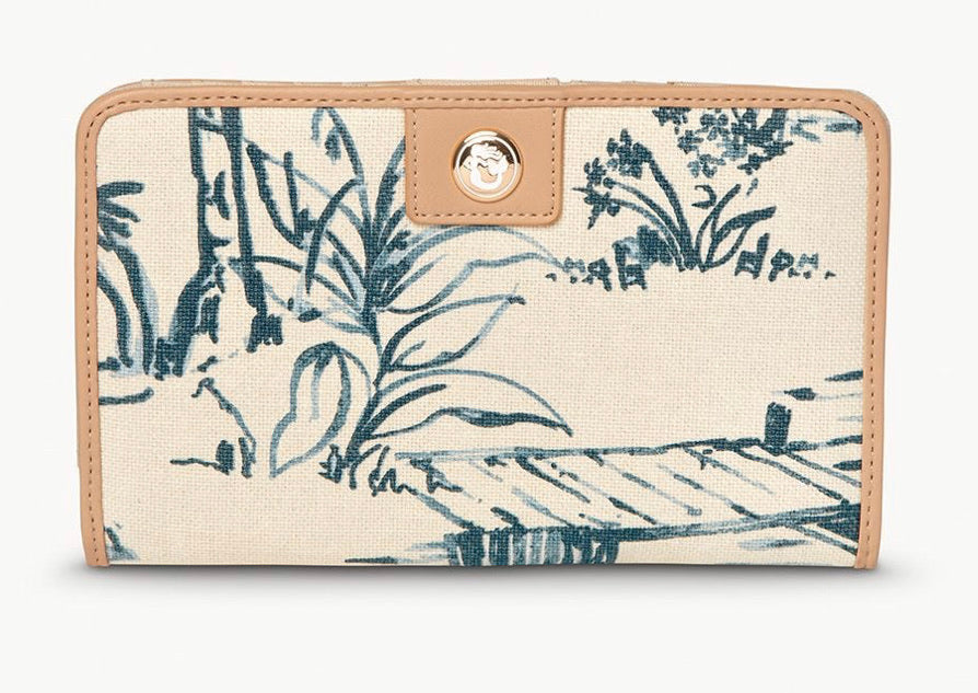 Spartina ~ Snap Wallet Daise Seascape