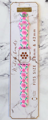 Apple Watch Band ~ Roses Simply Southern