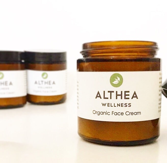 Althea Wellness Organic Face Cream