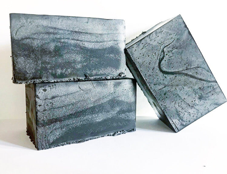 Organic Charcoal and Shea Butter Soap