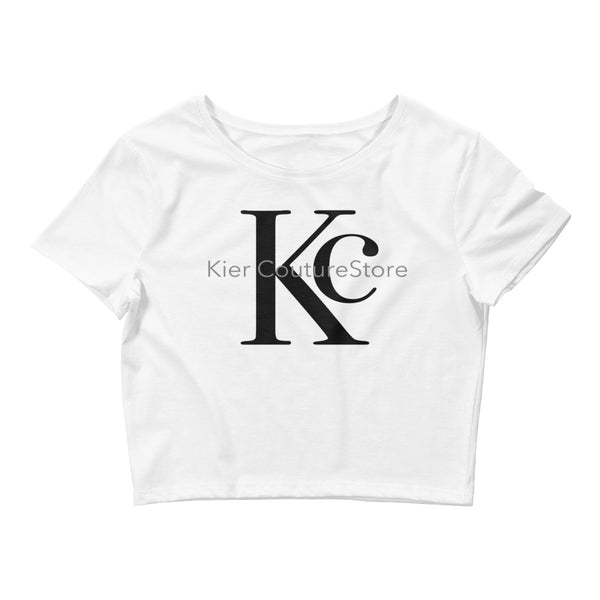 KC Women's Crop Tee