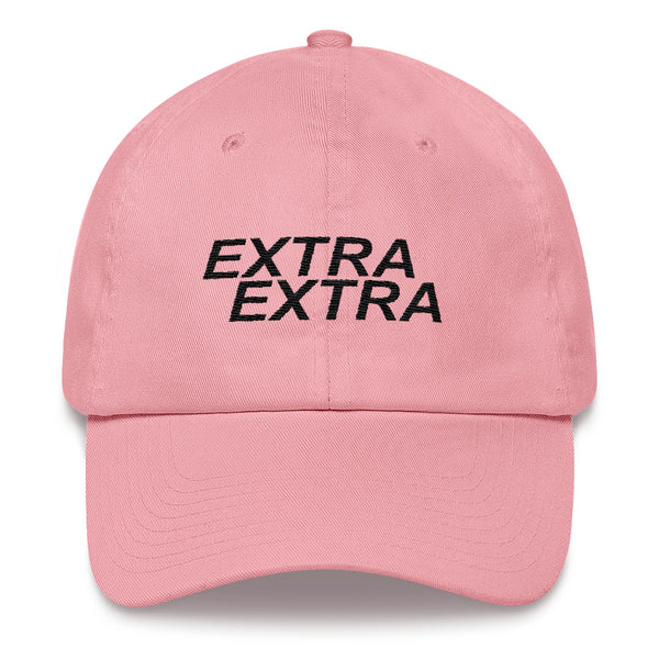 Extra Extra Dad hat