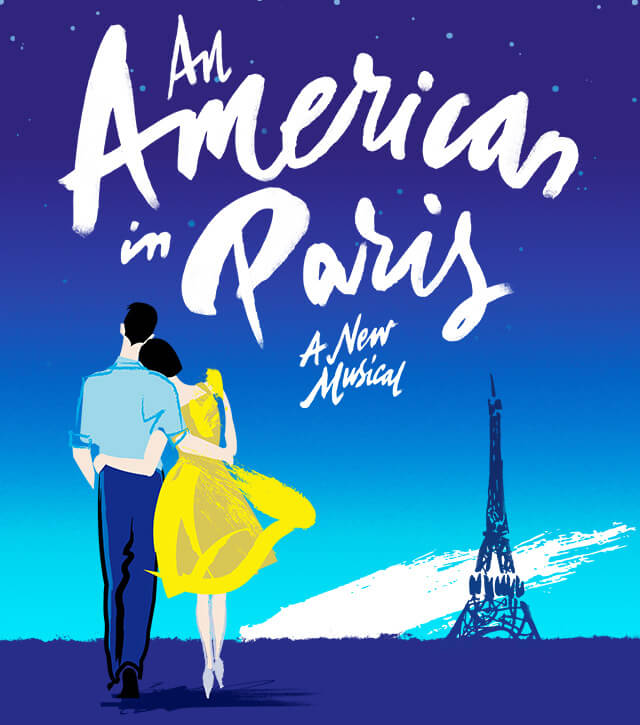 The 'sWonderful Broadway romance lights up London from 4 March