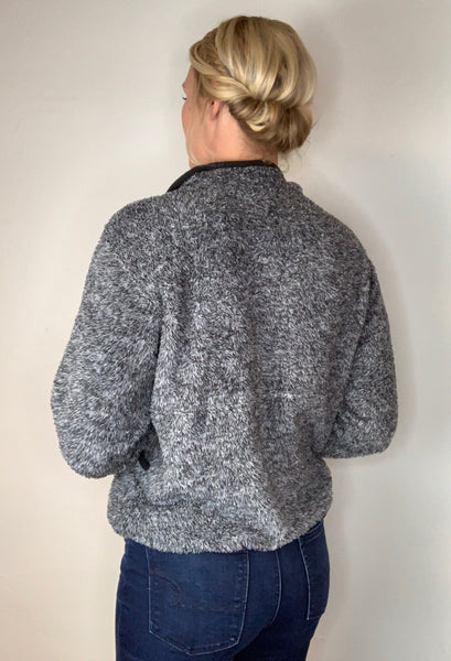 Fleece Pullover with Pocket
