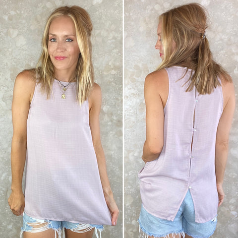 Button Back Detail Top