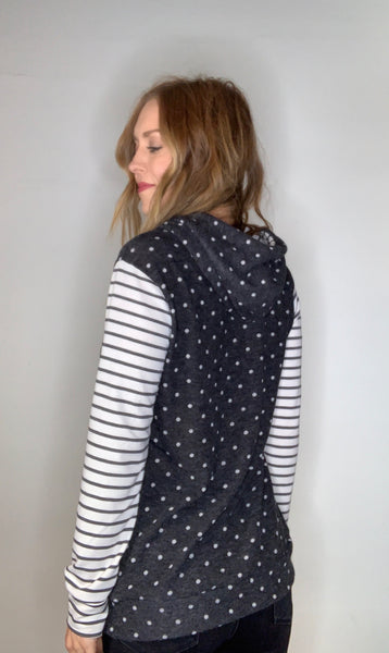 Polka Dot Deer Top