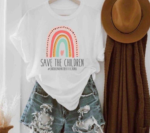 FUNDRAISER - Save The Children Tee