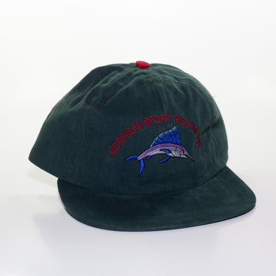 vintage sport fishing hat