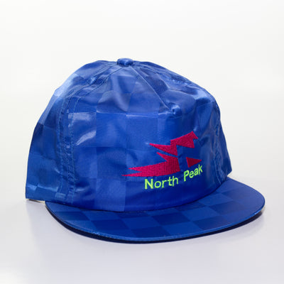 vintage north peak ski hat