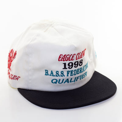 old school eagle claw hat