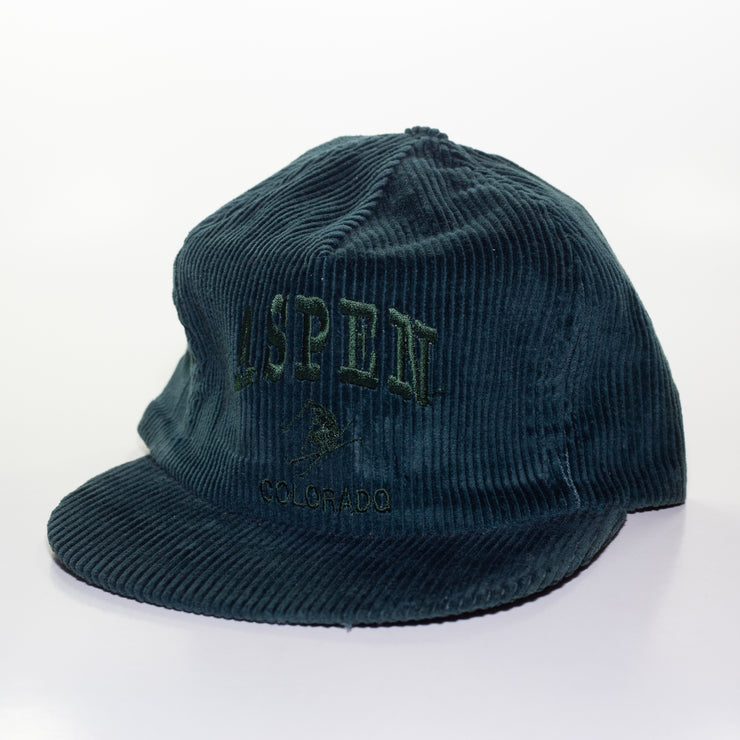 vintage colorado ski hat aspen