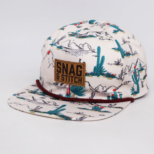 snag and stitch snapbacks