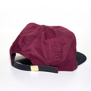 red vintage strapbacks