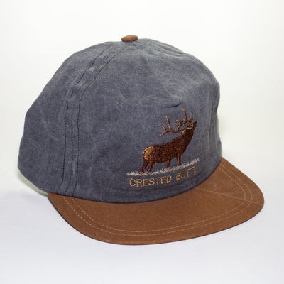 vintage hat crested butte