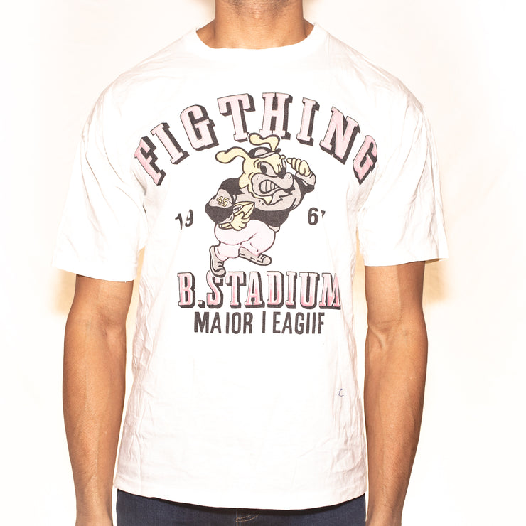 Vintage Fighting B. Stadium T-Shirt - M