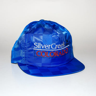 silver creek vintage ski hat