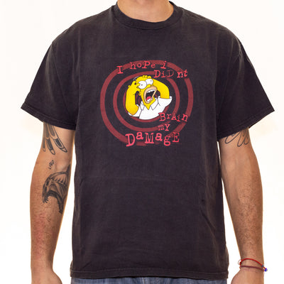 Vintage Homer Simpson T-Shirt - XL