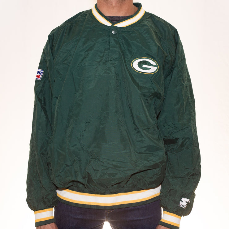 Vintage Green Bay Packers Starter Jacket - M