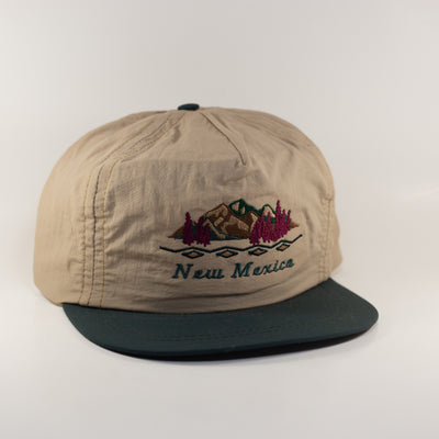 vintage new mexico hat
