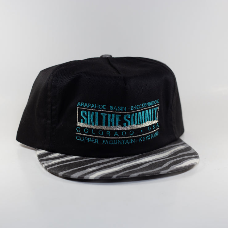 vintage ski the summit hat