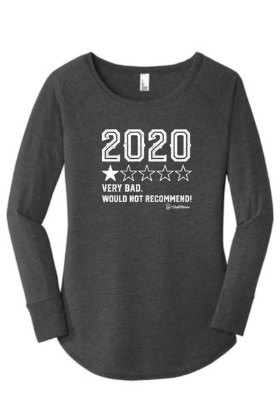 2020 1 Star Review - Long Sleeve Tunic