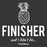 80 Day Finisher