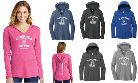 CFW Classic - Women's Hooded Pullover