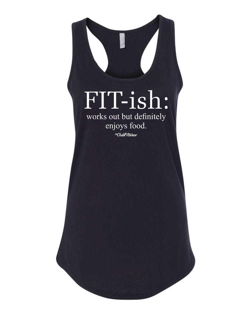 FIT-ish Tank Sale