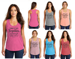 I have it all together I just forgot where I put it - Premium TriBlend Racerback Tank